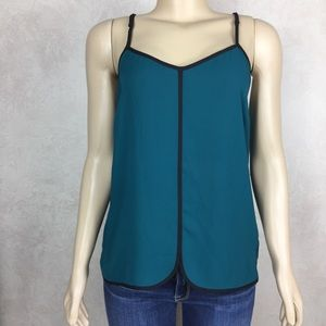The Limited Teal Tank Top